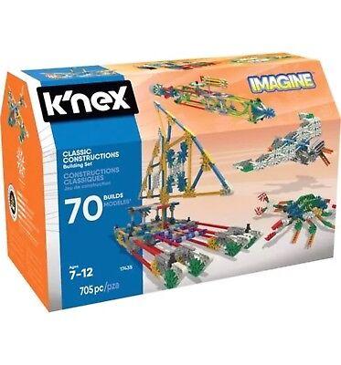 Usado, K'NEX - Classic Constructions - 70 Model Building Set segunda mano  Embacar hacia Spain