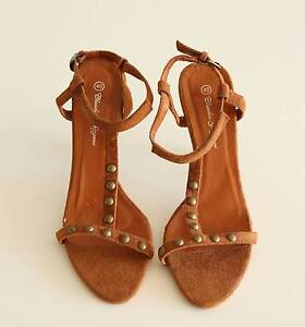 LIKE NEW High Heel Sandals South Brisbane Brisbane South West Preview