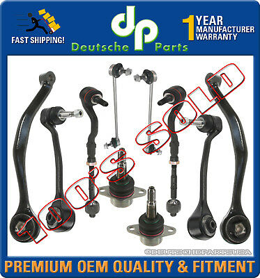CONTROL ARM ARMS BALL JOINT BUSHING SWAY LINK SUSPENSION KIT for BMW X3 E83 (Ball Joint Bushing)