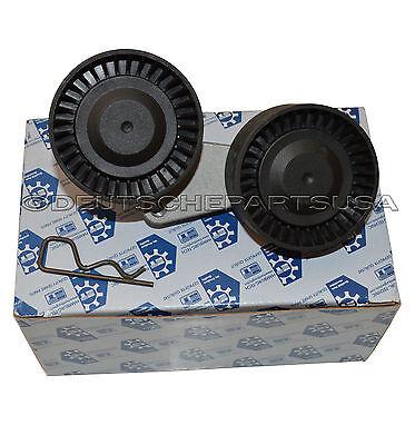 Acc Belt Tension Pulley (Acc. Belt Tension Pulley for Alternator / Water Pump for E38 E39 BMW 11281742858 )