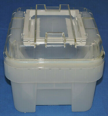 Shin-etsu Mw200 Translucent Wafer Shipping Carrier Cassette 200mm 8 25-slot