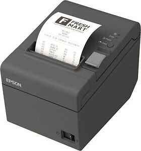*NEW* Epson TM-T20II Direct Thermal USB Serial Receipt Printer P/N: C31CD52062