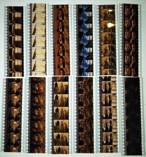 Star Wars Ep 1 60 x 35mm Genuine Film Cell Cells 12 Strips Movie Cine Frames (D)