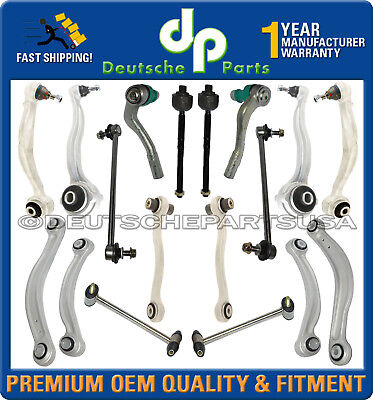 Mercedes W204 FRONT + REAR CONTROL ARMS BALL JOINT JOINTS SUSPENSION KIT 18 - SP