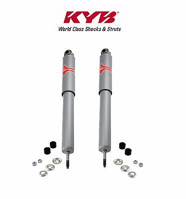 Set of Rear Left & Right Shocks KYB Gas a Just For Nissan 520 521 620 720