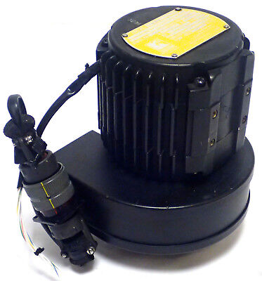 Ametekrotron 315af Squirrel Cage Centrifugal Fan Pn 023784 115v 2.2a 11000rpm