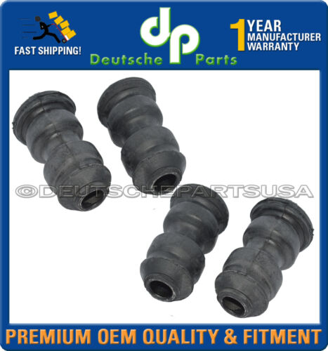 REAR TRAILING ARM BUSH BUSHING BUSHINGS 33329061945 for BMW E30 E36 E28 Z3 SET 4