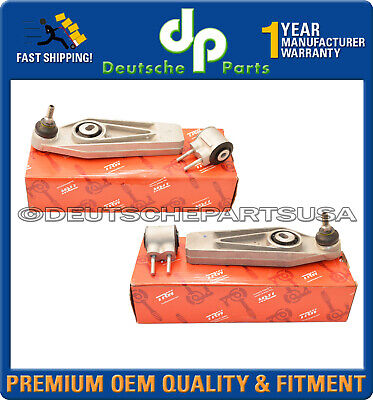 Porsche 911 Front Lower LH RH Suspension Control Arm Ball Joint Mntg Bracket Set