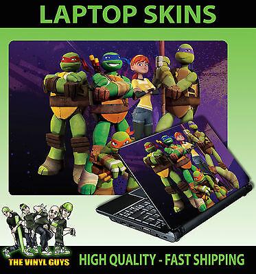 Nick Toon Teenage Mutant Ninja Turtles Laptop Aufkleber - Teenage Mutant Ninja Turtles Zubehör