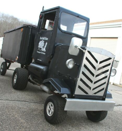 Vintage Tractor Trailer Ride On Parade Truck Shriners Go Kart