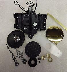 Howard Miller Kieninger Quartz 2 Chime Wall Clock Movement Kit PENDULUM 16mm 1/2