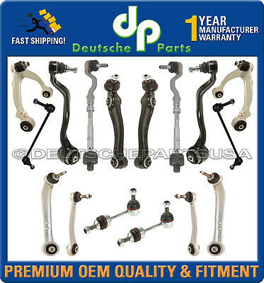 FRONT + REAR CONTROL ARM BALL JOINT SUSPENSION for BMW X5 X6 E70 E71 KIT 16