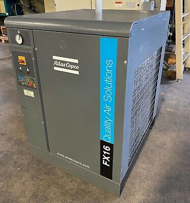 Atlas Copco Type Fx 15 Refrigerated Compressed Air Dryer 13 Bar Max 8102224485