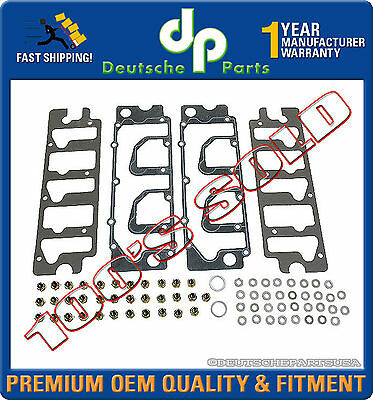 PORSCHE 911 914 930 Valve Cover Gasket Kit GRAPHITE
