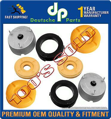 - FRONT LH+RH STRUT SHOCK MOUNT MOUNTS + SUPPORT UPPER LOWER BMW E70 X5 E71 Set 6p