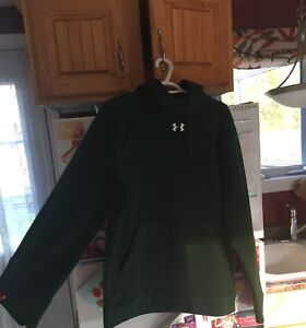 Men's Under Armour Hoodie--Size Large