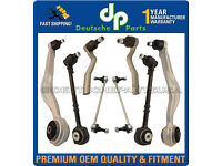 Mercedes W218 W212 4Matic Front Upper LH RH Control Arm Ball Joints Set of 2