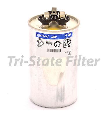 ICP Heil Tempstar Air Conditioner Dual Run Capacitor 50/5 uf