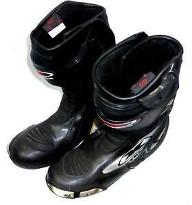 Xtreme UK Size 10 Motorcyle Boots 001800567813