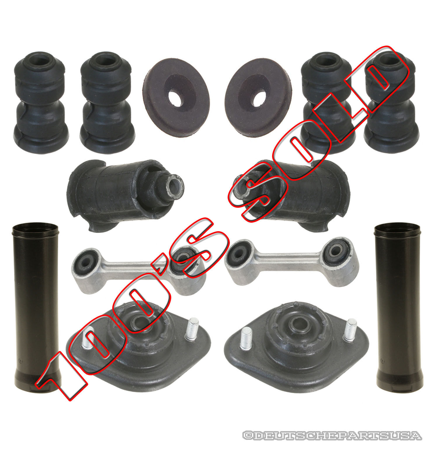 You Can Add The Stabilizer Bar For An Additional 79: BMW E30 REAR TRAILING CONTROL ARM SUBFRAME SHOCK MOUNT