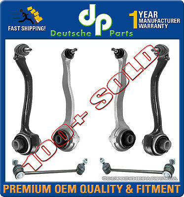 Mercedes W203 W209 Front Control Arm Arms Ball Joint Sway Link SUSPENSION Kit 6 for sale  New York