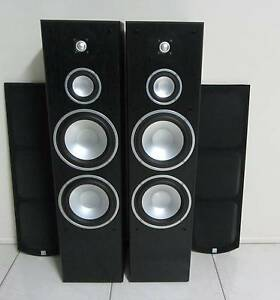 Quality Speakers towers. South Brisbane Brisbane South West Preview