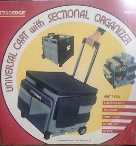 Universal cart with organizer