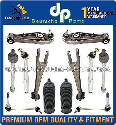 PORSCHE 996 986 BOXSTER Front Tie Rod Control Arms Ball Joints SUSPENSION KIT 12