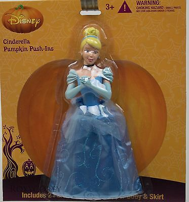 Halloween Disney Cinderella Pumpkin Push In 2 Piece Body & Skirt NIP - Cinderella Halloween Pumpkin