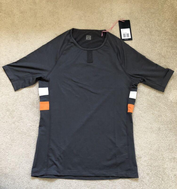 BNWT Rapha Men's Brevet Short Sleeve Base Layer - Large