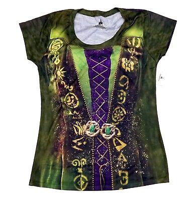 NEW Disney Parks 2018 MNSSHP Hocus Pocus Winifred Sanderson Costume Shirt - Hocus Pocus Winifred Costume