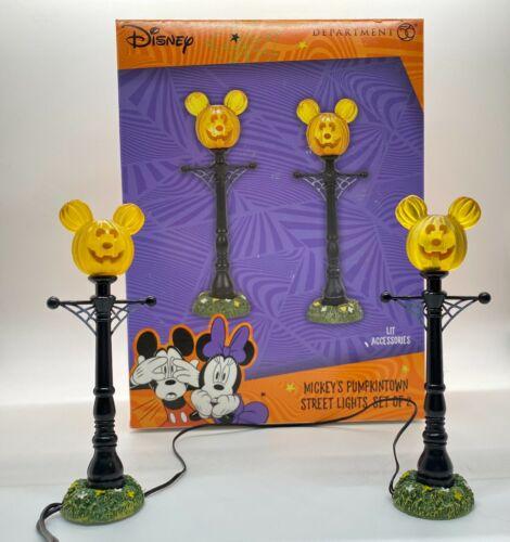 Dept 56 DISNEY VILLAGE Mickey