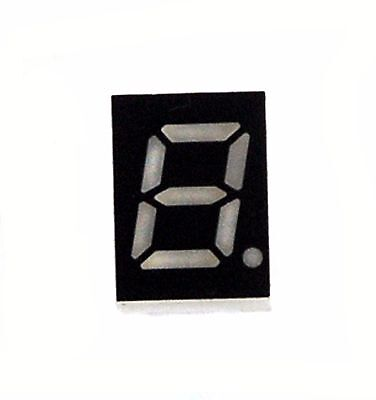10pc 0.28 7-segment Ls0286gwk Green Led Display Ca Lenoo Taiwan