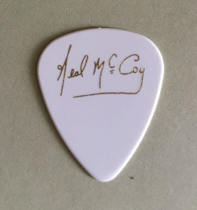 Neal McCoy Custom Concert Tour Guitar Pick