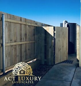 Fencing Harrison Gungahlin Area Preview