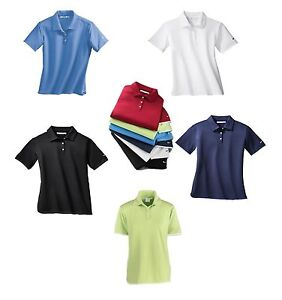 NIKE-GOLF-Ladies-Sphere-Dry-Tennis-Dri-fit-Polo-Sport-Shirt-SIZES-S-M-L-XL-2XL