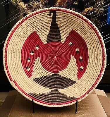 "13"" - 15"" Inches Handmade Hand-Woven Southwestern Design Basket 🔥"