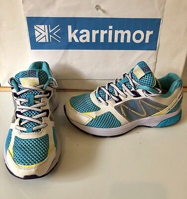 Karrimor Running Trainers Size UK 5 EU 38 in very good condition