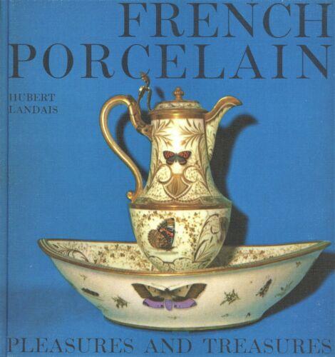 Antique French Porcelain - Vincennes Sevres Mennecy Limoges / Scarce Book