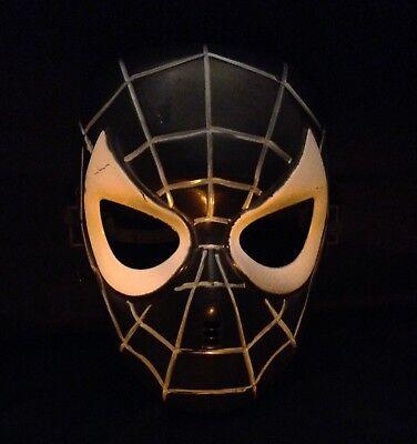 Kids Spider Man Superhero Venom Mask Halloween Party Child Costume - Child's Halloween Party