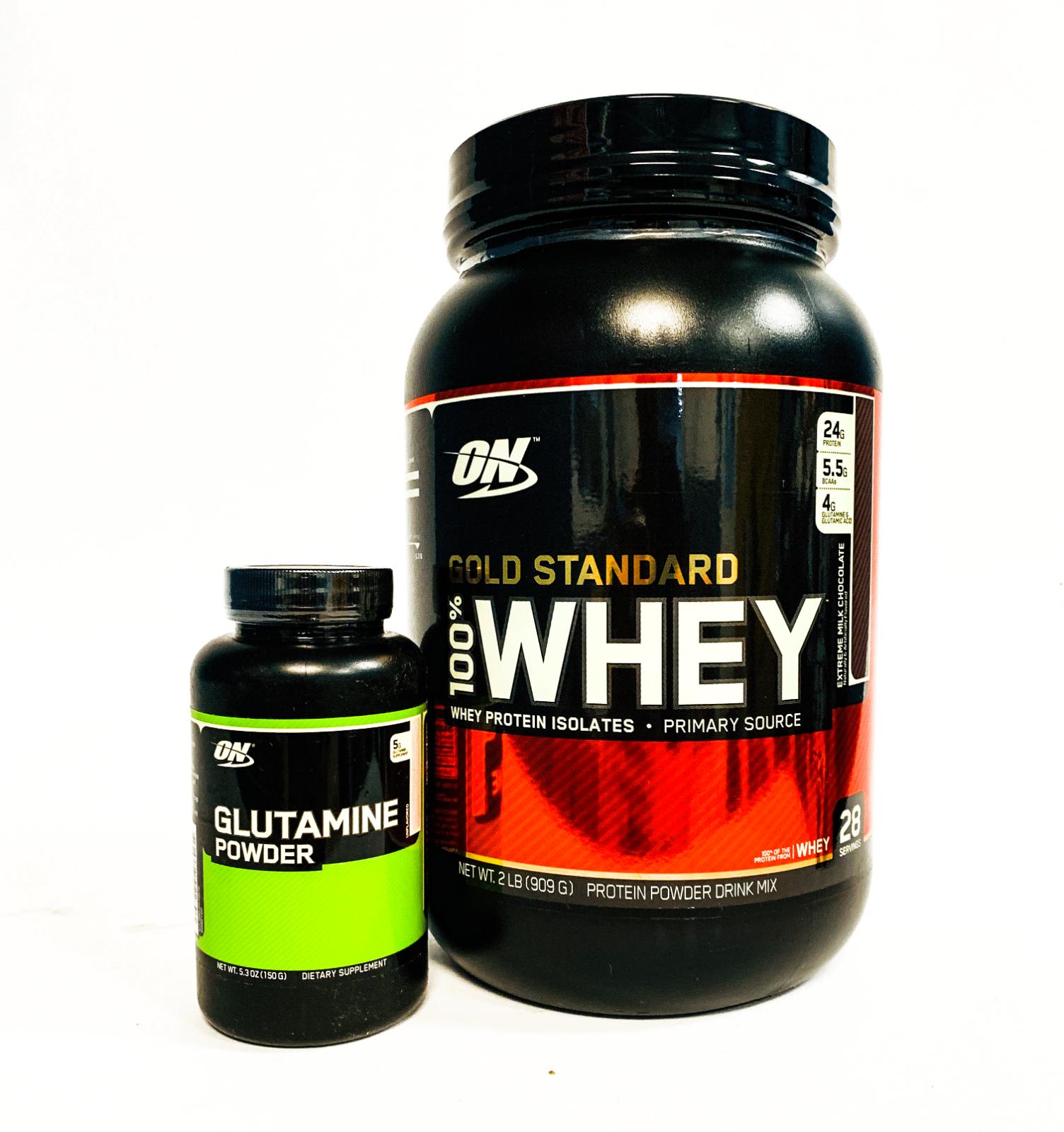 optimum gold standard 100 percent whey protein