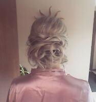 BRIDAL AND EVENT HAIR ♥️♥️