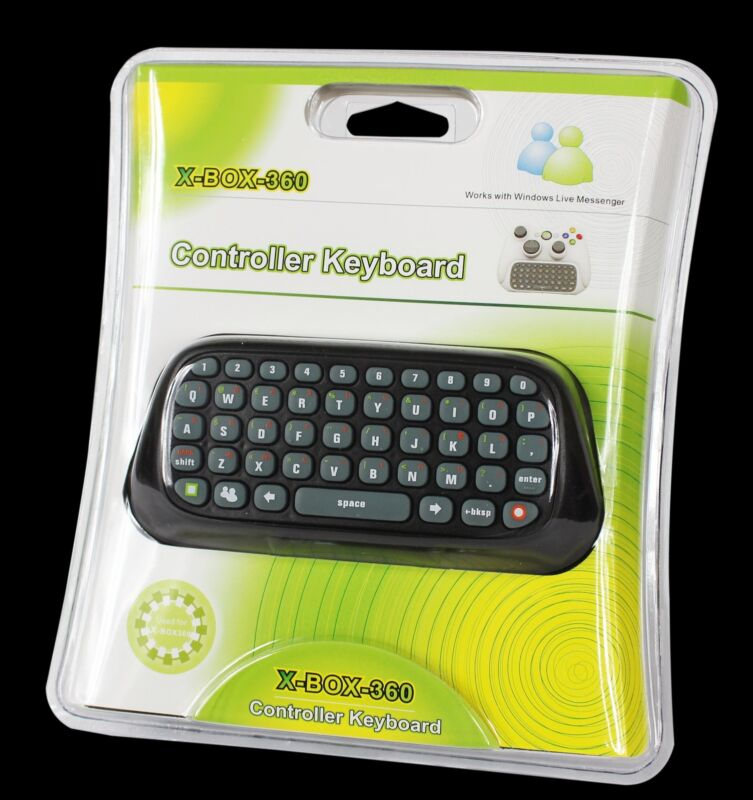 KEYBOARD FOR XBOX360 CONTROLLER 20150