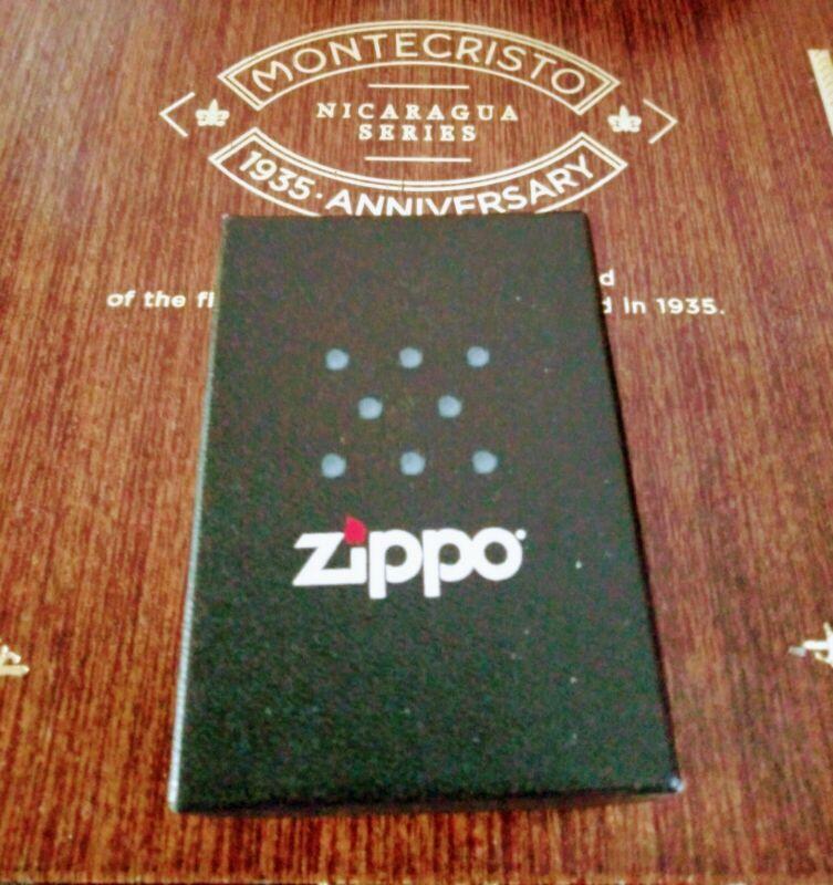 Zippo Windproof Metal Design Fire Lighter - Got My Eyes On You