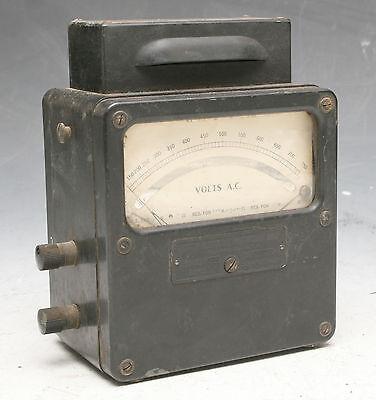 Weston Model 433 Volts 150-750 A.c. Meter