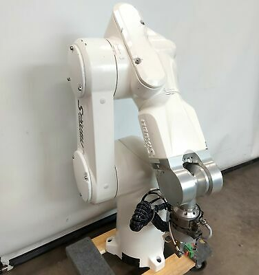 Staubli Tx60 Scara Robot Arm 4.5kg Load 670mm Reach 8ms Speed 6-joints