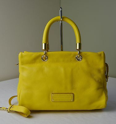 Marc By Marc Jacobs Yellow Jacket Too Hot To Handle Satchel