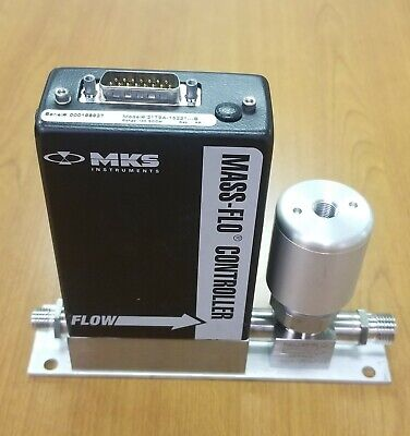 Mks Mass-flo Controller Assembly Gas Ar 20000 Sccm 2179a 15221s