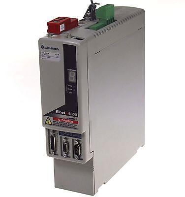 Allen Bradley 2094-bm01-s Series B Servo 9 Amp Kintex 6000 Safety Controller