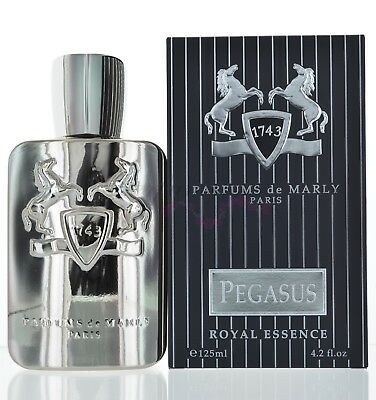 Pegasus Cologne by Parfums de Marly - 4.2 oz / 125 ml EDP Spray New In Box